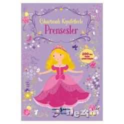 Çıkartmalı Kıyafetlerle Prensesler - Thumbnail