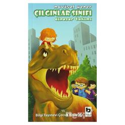 Çılgınlar Sınıfı - Dinozor Takımı - Thumbnail