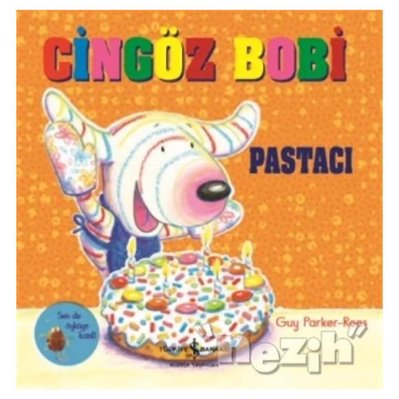 Cingöz Bobi Pastacı