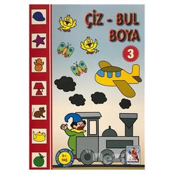 Çiz - Bul Boya 3 - Thumbnail