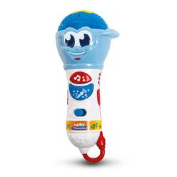 Clementoni Baby Eğlenceli Mikrofon 17181 - Thumbnail