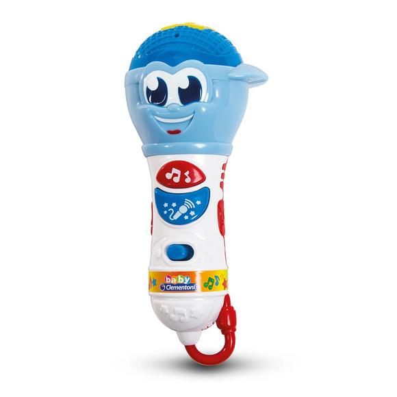 Clementoni Baby Eğlenceli Mikrofon 17181