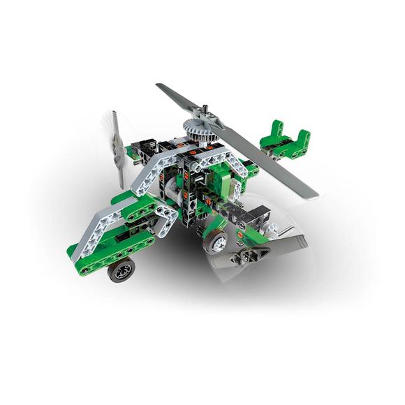Clementoni Copter ve Airboat Mekanik Laboratuvarı 64299
