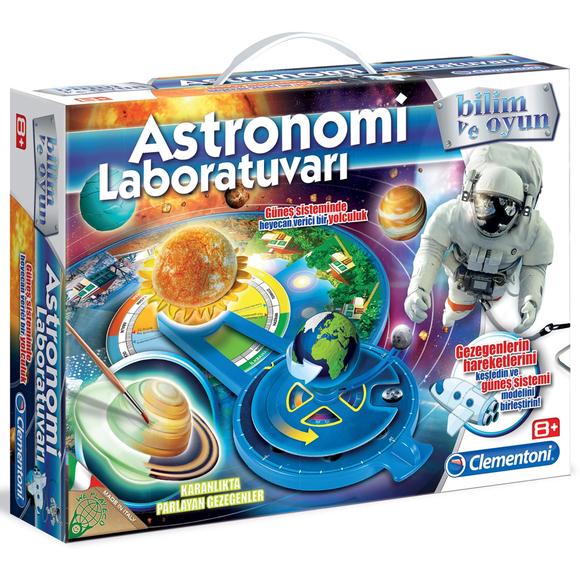 Clementoni Deney Seti Astronomi Laboratuvarı 64570
