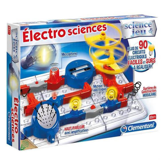 Clementoni Deney Seti Elektrik Devresi