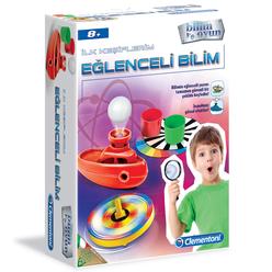 Clementoni İlk Keşif Seti Eğlenceli Bilim 64565 - Thumbnail