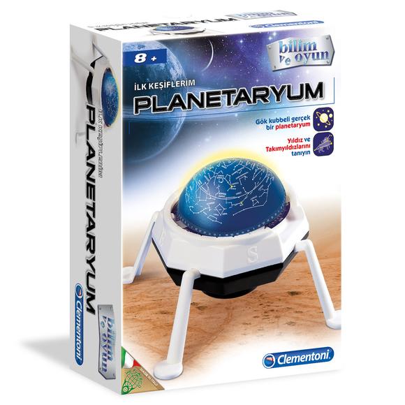 Clementoni İlk Keşif Seti Planetaryum 64569