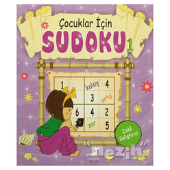 Çocuklar İçin Sudoku 1 - Thumbnail