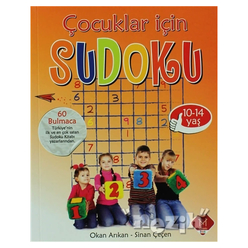 Çocuklar İçin Sudoku (10 - 14 Yaş) - Thumbnail