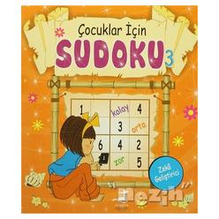 Çocuklar İçin Sudoku 3 - Thumbnail