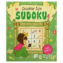 Çocuklar İçin Sudoku 4 - Thumbnail