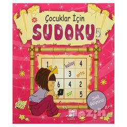 Çocuklar İçin Sudoku 5 - Thumbnail