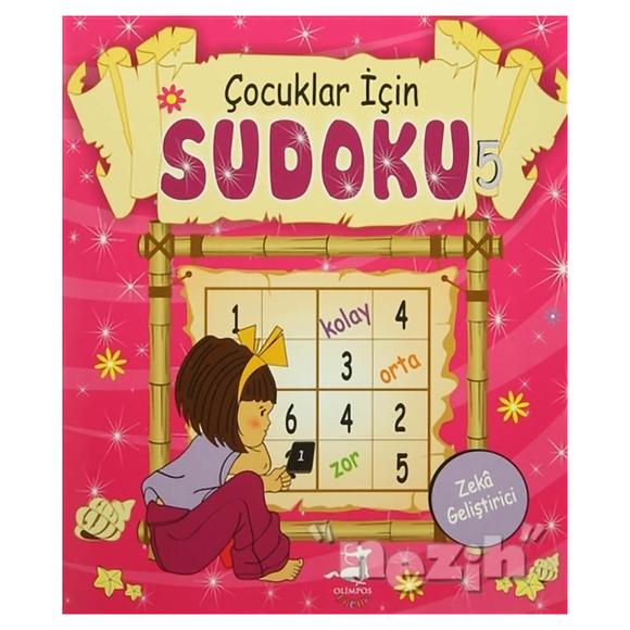 Çocuklar İçin Sudoku 5