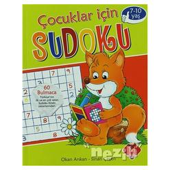 Çocuklar İçin Sudoku (7 - 10 Yaş) - Thumbnail