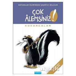 Çok Alemsiniz - Kokarcalar - Thumbnail