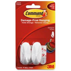 Command 2'li Küçük Boy Askı 17082 - Thumbnail