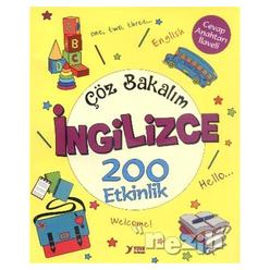 Çöz Bakalım İngilizce 200 Etkinlik - Thumbnail