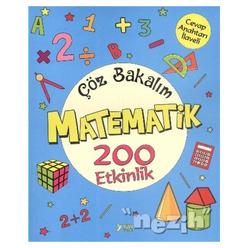 Çöz Bakalım Matematik 200 Etkinlik - Thumbnail