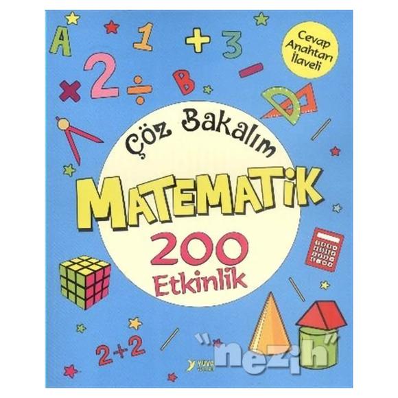 Çöz Bakalım Matematik 200 Etkinlik