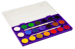Craft and Arts Sulu Boya 21 Renk U1557KK-21 - Thumbnail