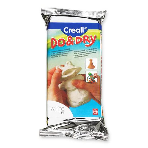 Creall Do&Dry Seramik Hamuru 500 gr Beyaz