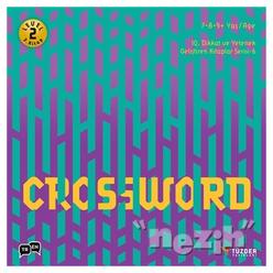 Crossword - IQ Dikkat ve Yetenek Geliştiren Kitaplar Serisi 6 (Level 2) (7-8-9 Yaş) - Thumbnail