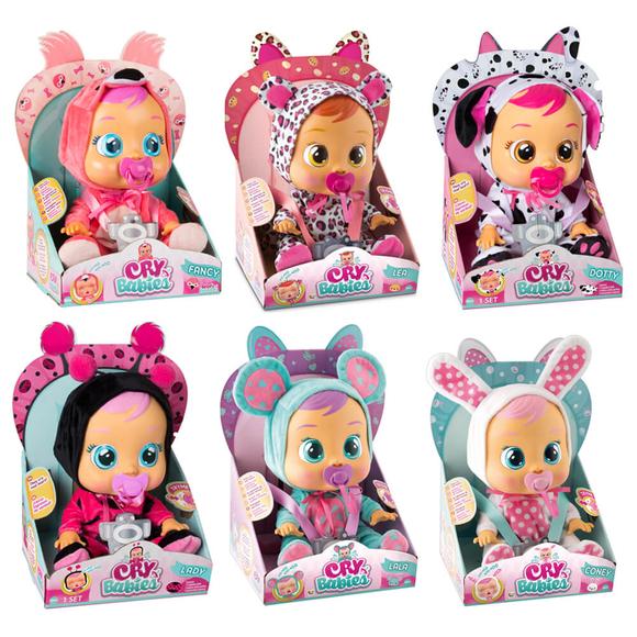 Cry Babies Ağlayan Bebekler S2 96394X12