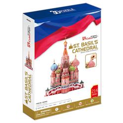 Cubic Fun 3D Puzzle Vasile Assumption Katedrali MC093 - Thumbnail