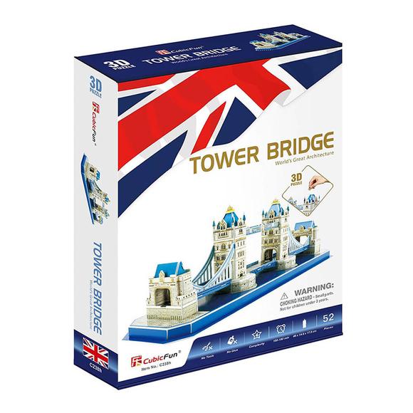 CubicFun 3D Puzzle Tower Bridgeİngiltere C238H