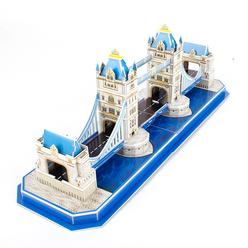 CubicFun 3D Puzzle Tower Bridgeİngiltere C238H - Thumbnail