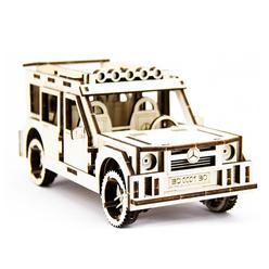D3D Ahşap Puzzle Mercedes G-Class - Thumbnail