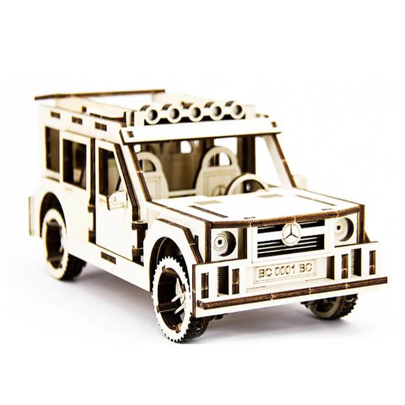 D3D Ahşap Puzzle Mercedes G-Class