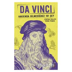 Da Vinci - Hakkında Bilmediğiniz 101 Şey - Thumbnail