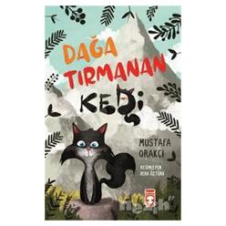Dağa Tırmanan Kedi - Thumbnail