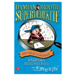 Damian Drooth Süper Dedektif - Thumbnail