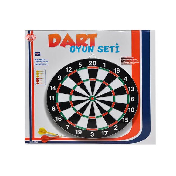 Dart 6 Adet Ok 36.5 cm S00015326
