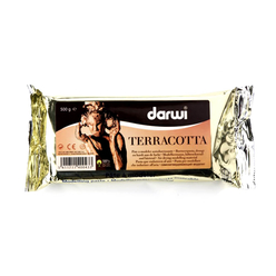 Darwi Terracota Seramik Hamuru 500 gr DAR500T - Thumbnail