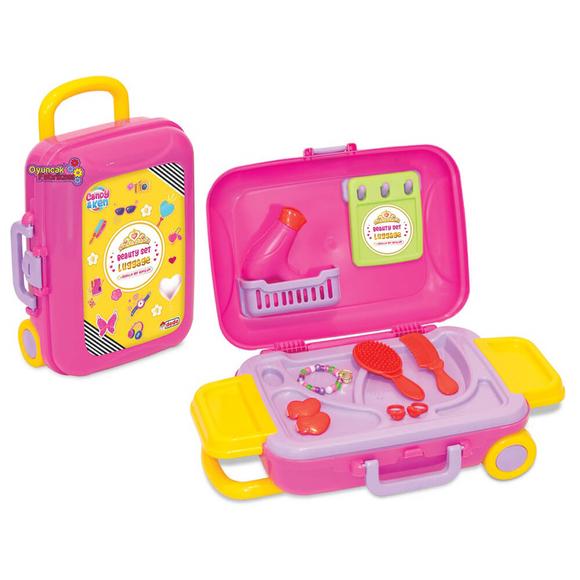 Dede Candy Ken Güzellik Set Bavulu 03485