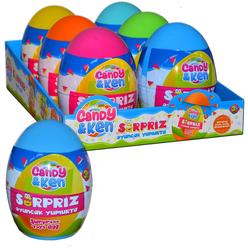 Dede Candy ve Ken Dev Sürpriz Yumurta 3392 - Thumbnail