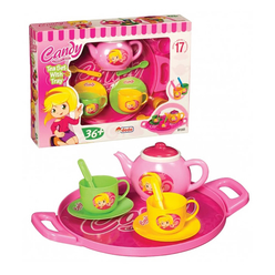 Dede Cook Tepsili Çay Set 01593 - Thumbnail