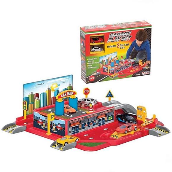 Dede Garaj Oyun Seti 1 Katlı 03066