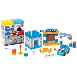 Dede Polis İstasyonu Yapı Blokları 40 Parça 01947 - Thumbnail