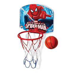 Dede Spiderman Basket Potası Orta Boy 01522 - Thumbnail