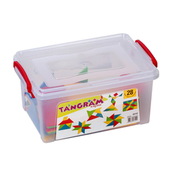Dede Tangram 28 Parça 3152 - Thumbnail