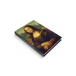Deffter Da Vinci - Mona Lisa 14x20 Çizgili 96Yp 64865-8 - Thumbnail