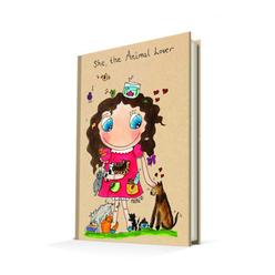 Deffter Nihi She The Animal Lover - Thumbnail