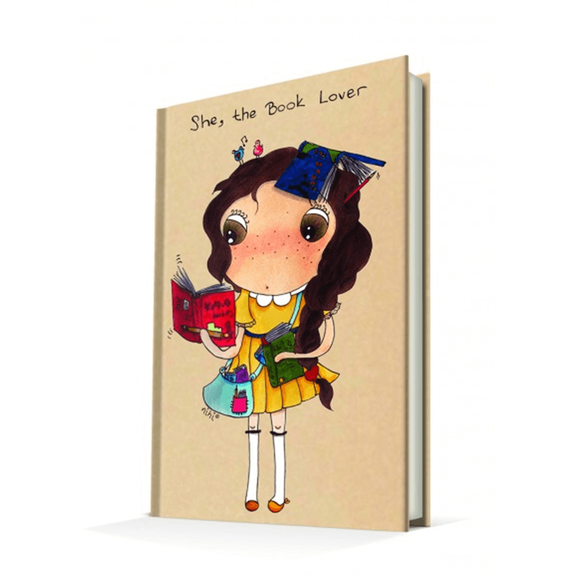 Deffter Nihi She The Book Lover