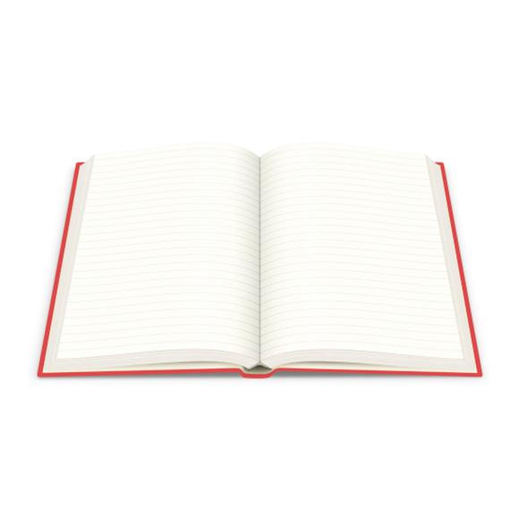 Deffter Seni de Yazdım Bi Kenara/Sert Kapaklı Çizgili 14x20 Cm
