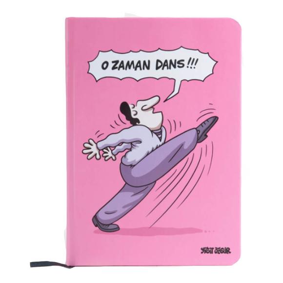 Deffter Uykusuz O Zaman Dans Sert Kapak 14x22 Cm 64859-7