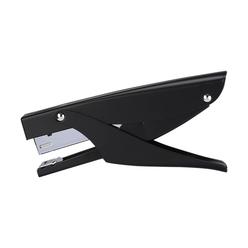Deli Pens Tipi Zımba Makinesi Siyah 24/6 E0346 - Thumbnail